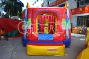 Jumping Jack Birthday Cake Inflatable Bouncer Chb399 pictures & photos