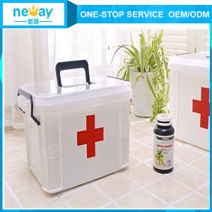 New Design Big Medical Plastic Storage Box pictures & photos