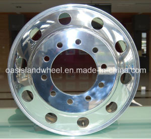 Aluminium Truck Wheel / Truck Rim (8.25X22.5, 9.00X22.5) pictures & photos