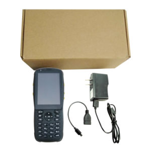 Handheld WiFi Mobile Android PDA Built in Barcode Scanner pictures & photos