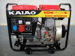 3phase 6.5kw Diesel Generator Set 8600E3 pictures & photos