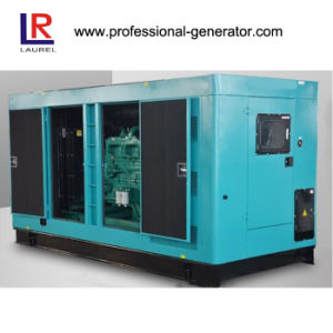 225kVA Cummins Silent Diesel Generator pictures & photos