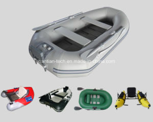Hot Sale CE Certificate Korea PVC Inflatable Fishing Boats pictures & photos