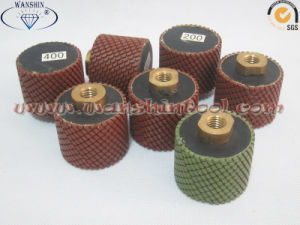 Zero Tolerance Wheel Resin Drum Wheels for Granite pictures & photos