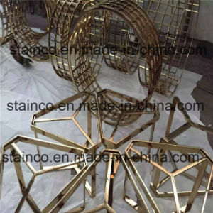 Hot Sell for New Design, Exterior Stainless Steel Table pictures & photos