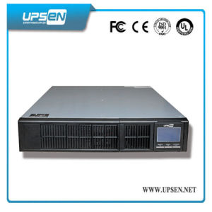 Rack Mountable UPS with Cold Start and Low Voltage Protection pictures & photos