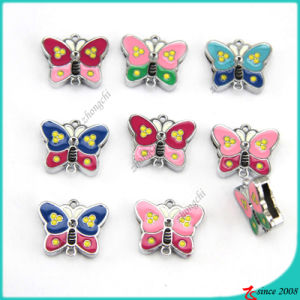 New Design 8mm Butterfly Charms Jewelry (SC16040957)