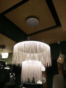New Nickel Chain Chandelier Pendant Lighting (ka200) pictures & photos