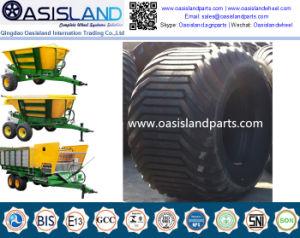 Implement Flotation Tire (800/50-30.5) for Farm Trailer pictures & photos