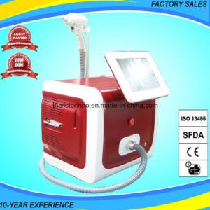 2017 New Mini Diode Laser Hair Removal Machine pictures & photos