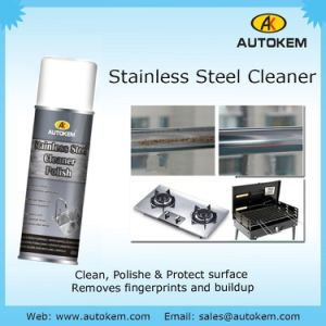 Spray Stainless Steel Cleaner and Polisher, Stainless Steel Cleaner Aerosol Spray pictures & photos