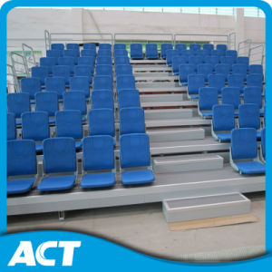 China Manufacturer of Indoor Telescopic Bleacher System for Stadium, Cenima, Hall pictures & photos