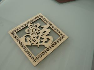 Fabric/Cloth Laser Cutting Machine pictures & photos