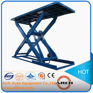 Ce 2.5 Ton Lift Table Car Lifter Scissor Lift (AAE-MS130.2535) pictures & photos