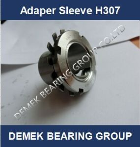 Adapter Sleeves H307 for Spherical Roller Bearing 22207ek pictures & photos