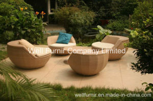 Wicker Garden Furniture/Patio Dining Sets/Outdoor Patio Set pictures & photos