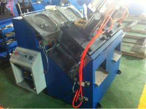 Disposable Paper Plate Making Machine Zdj-400 pictures & photos