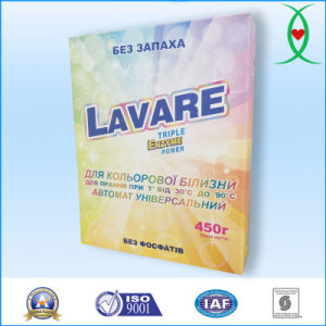 Triple Enzyme Power Laundry Washing Powder Detergent pictures & photos