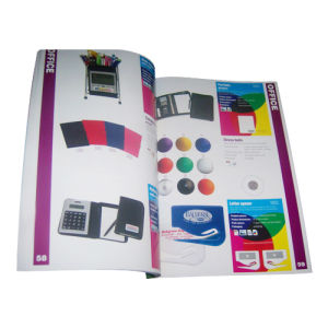 High Qaulity Perfect Binding Paperback Book Printing (jhy-002) pictures & photos