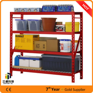 Welded Storage Rack with Adjustable Wire Shelves pictures & photos