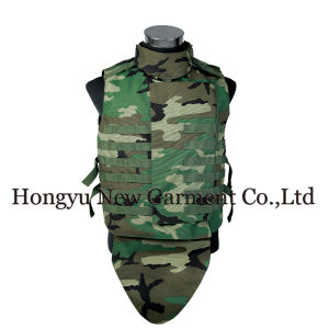 High Performance Camouflage Military Bulletproof Vest Body Armor (HY-BA001) pictures & photos