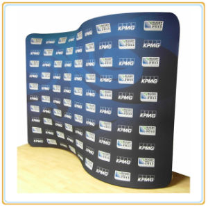 Wholesale-Displays 10FT Trade Show Display with Dye-Sublimation Fabric Graphics pictures & photos
