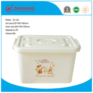 635*495*385mmheavy Duty Plastic Storage Bins for Storehouse pictures & photos