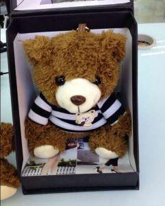 Mini Fashionable Plush Bear 10000mAh Power Bank