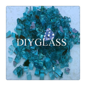 Blue Reflective Glass Chippings pictures & photos