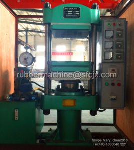 Xlb-D350X350 Column Type Rubber Vulcanizing Press pictures & photos