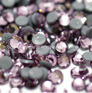 Hot Selling DMC Hotfix Rhinestone for Shoes (SS 20 Siam/3A grade) pictures & photos
