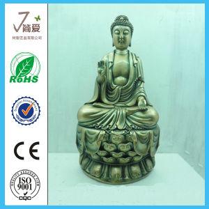 Polyresin Buddha Figurine, Buddha Statue, Rein Buddha pictures & photos