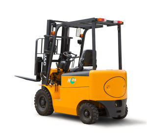 Electric Forklift (CPCD2-2.5H-4) /2 Ton Elctric Forklift pictures & photos