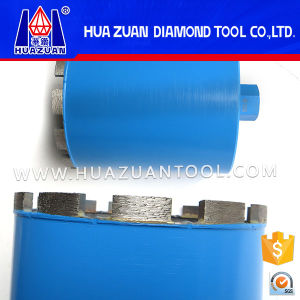 Hz Diamond Tip Core Drill Bit for Cured Concrete pictures & photos
