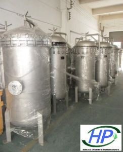 Stainless Steel Water Filter Housing for RO Water Purification pictures & photos