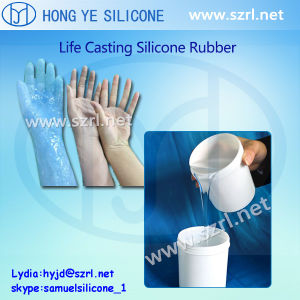 Medical Grade Liquid Silicon Rubber for Artificial Limbs Making pictures & photos