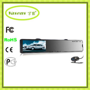 Dual Lens Car Camera Car Review Mirror Camera pictures & photos