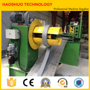 CRGO Step Lap Cut to Length Line for Transformer Lamination pictures & photos