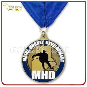 Custom Hockey Tournament Winning Award Souvenir Medal pictures & photos