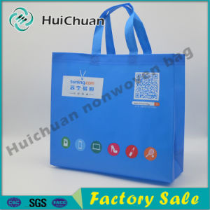 Ultrasonic 3D Bag Laminated PP Non Woven Bag Tote Bag pictures & photos