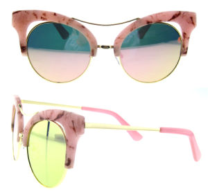 new design sunglasses  China 2016 New Design Cat Eye Polarized Sunglasses for Ladies ...
