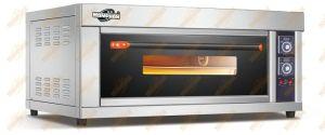 Glass Door Energy-Saving Electric Oven (102DE) pictures & photos