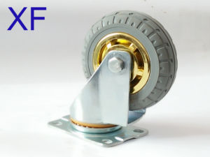 Industrial Heavy PU Caster Wheel with Best Price pictures & photos