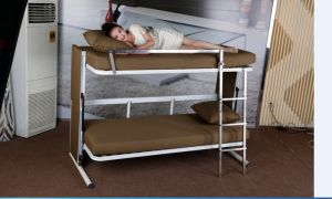 Save Space Double-Deck Sofa Bed (F138-B) pictures & photos