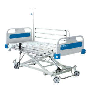 Best ABS Three Function Electric Medical Hospital Care Bed Price pictures & photos