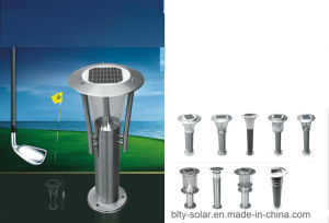 3W Stainless Steel Solar Garden Lamps/Solar Lawn Light pictures & photos