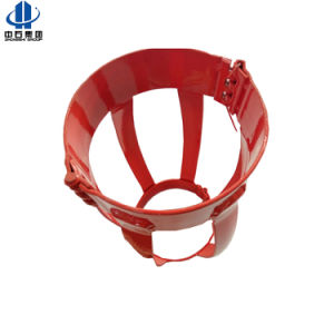 API 10d Hinged Flexible Welded Bow Casing Centralizer pictures & photos