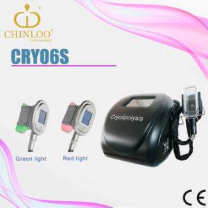 Portable Cellulite Reduction with Frozen De-Fatting System Slimming Beauty Machine (CRY06S) pictures & photos