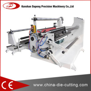 Adhesive Teflon Coated High Temperature Tapes Slitting Machine pictures & photos