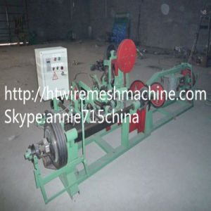 CS-B Single Twisted Barbed Wire Making Machine